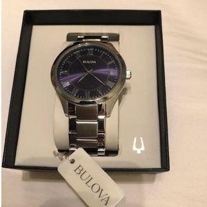 Men's Bulova Watch Brand NEW!